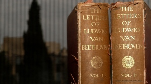 The Letters of Beethoven by Heiko Jörges